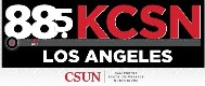KCSN 88.5 FM/HD1 - Smart Rock