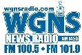 WGNS Talk Radio - AM 1450 - FM 100.5 - FM 101.9